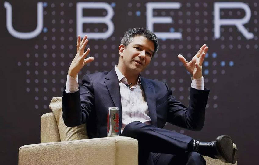 Uber CEO卡兰尼克:我还会回来